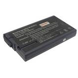Sony PCGA-BP2NX laptop akku 4400mAh