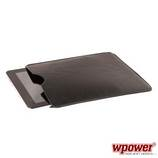 WPOWER 8'' Műbőr Tablet PC tok, fekete