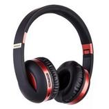 MH4 Bluetooth Fejhallgató és headset, piros