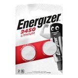 Energizer CR2450 Lítium gombelem 2db/cs.