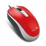 Genius DX-110 optikai egér USB, piros