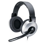 Genius HS-05A mikrofonos fejhallgató