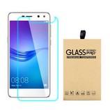 Huawei Y5 2017 edzett üveg kijelzővédő fólia