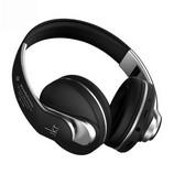 JKR 218B Bluetooth fejhallgató, MP3, FM rádió, fekete