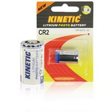 Kinetic CR2 Lithium fotó elem 3V, 600mAh