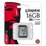 Kingston SDHC 16GB Class 10 memóriakártya