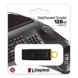 Kingston DataTraveler Exodia 128GB USB3.2 pendrive