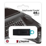 Kingston DataTraveler Exodia 64GB USB3.2 pendrive