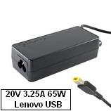 Lenovo IdeaPad Yoga 13 laptop töltő 65W, gyári
