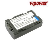 Panasonic CGR-D08S akkumulátor 1100mAh, utángyártott