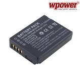 Panasonic DMW-BCG10E akkumulátor 1200mAh, utángyártott