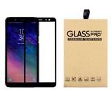 Samsung Galaxy A6 Plus (2018) edzett üveg kijelzővédő fólia