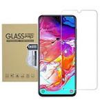 Samsung Galaxy A70 edzett üveg kijelzővédő fólia