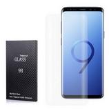 Samsung Galaxy S9+ edzett üveg kijelzővédő fólia