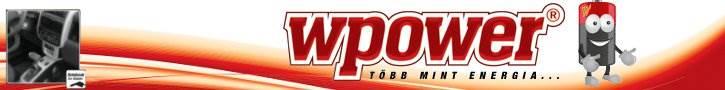 Utángyártott WPOWER laptop akkuk és laptop töltők.